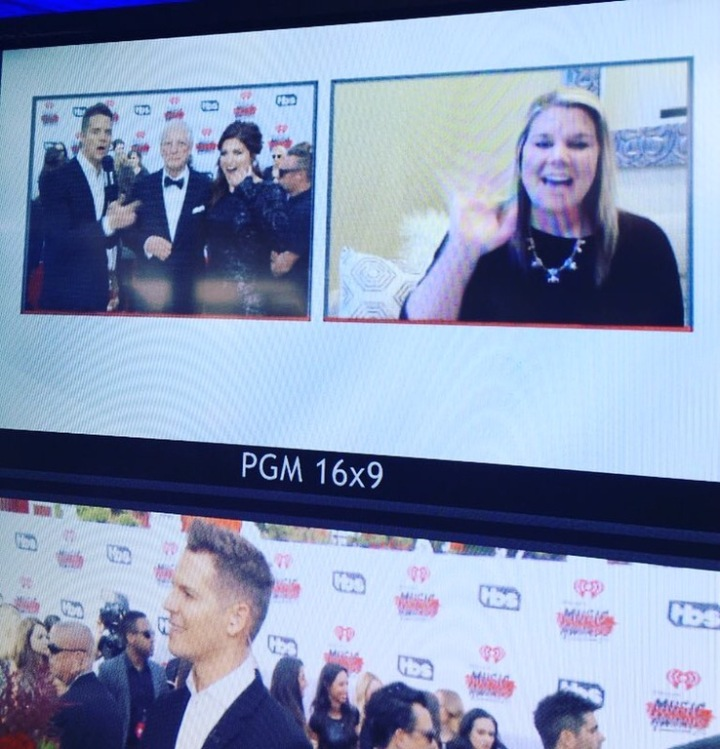 Surreal Moment: Skyping Meghan Trainor on the E! Red Carpet