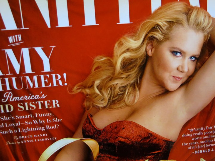 A Random Mistook Me For Amy Schumer, And I Liked It