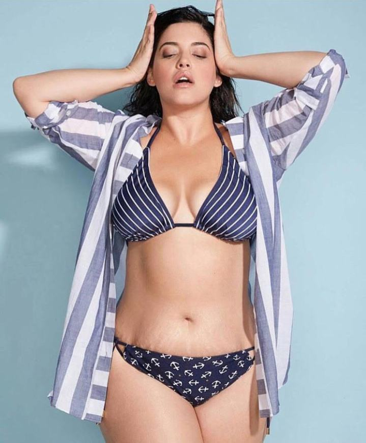 The Media's Photoshop Problem – and this Lane Bryant Model's Perfect Photo Clap Back