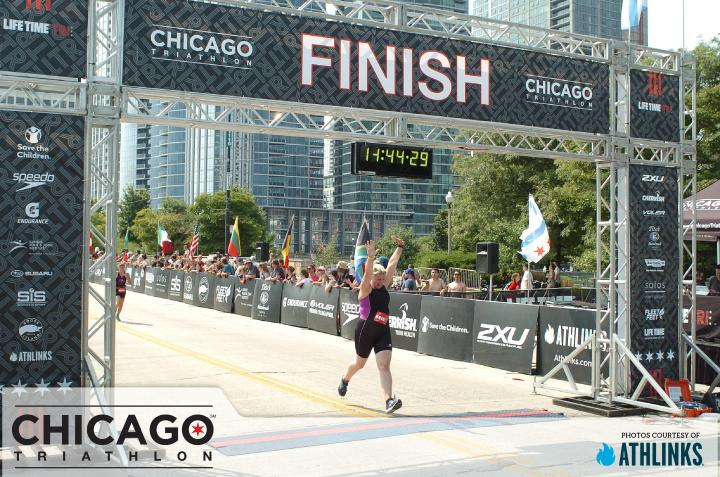 Lessons From My FirstTriathlon