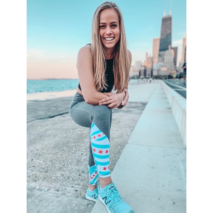 Inspirational Interview with Guest, Chicago Fitness Instructor Haley Gunst